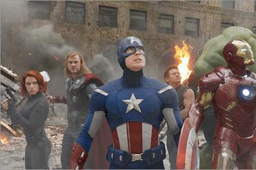 """If Your Board Were """"The Avengers"""""""
