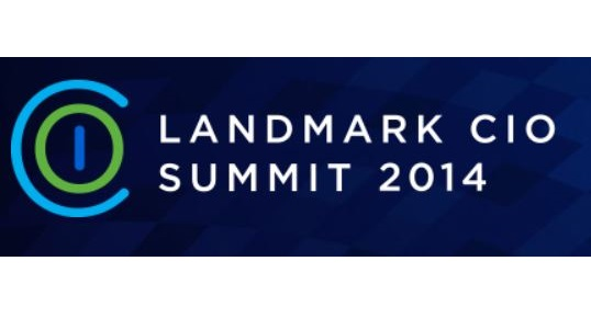 Observations from the Landmark CIO Summit 2014