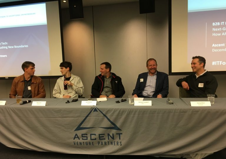 Ascent B2B IT Forum – Next-Gen Enterprise Tech: How AR & VR are Pushing New Boundaries
